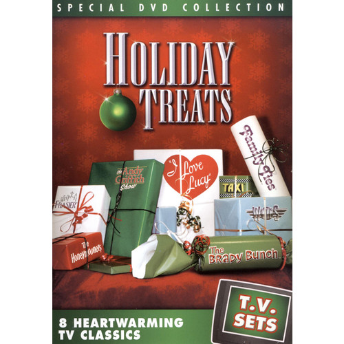 T.V. Sets: Holiday Treats [DVD]