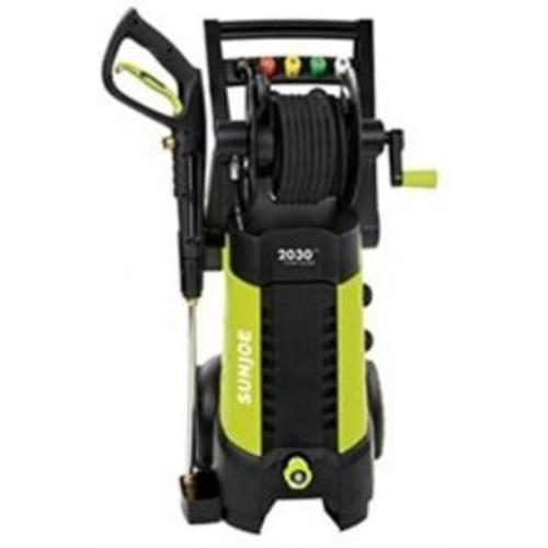 Sun Joe SPX3001 2030 PSI 1.76 GPM Electric Pressure Washer / Hose Reel