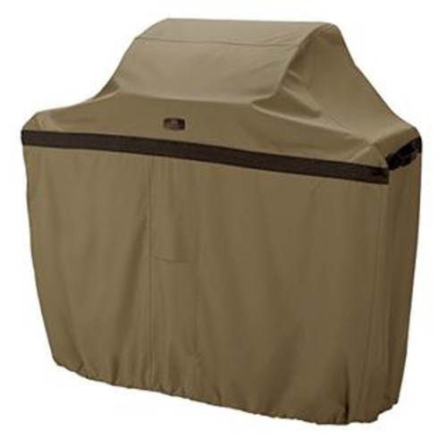 Classic Accessories Hickory Grill Cover- Rugged BBQ Cover with Advanced Weather Protection and, Small, 44-Inch