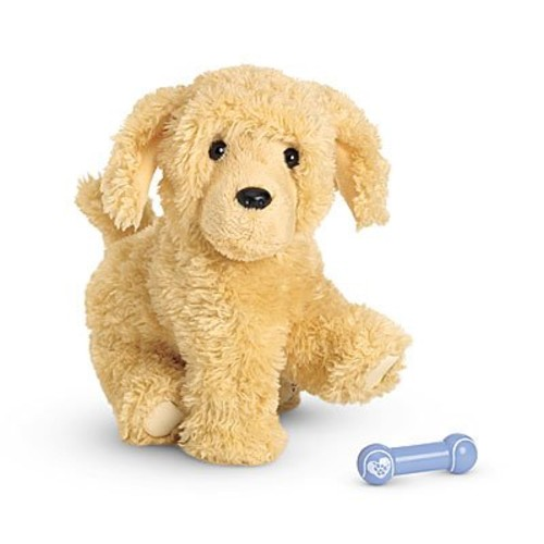 American Girl Pet - Apricot Poodle Puppy - MY AG 2014