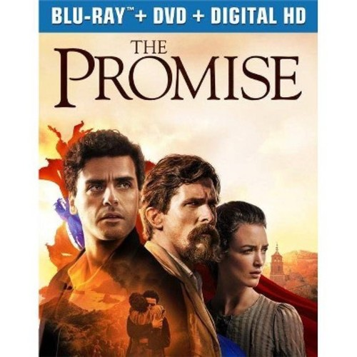 The Promise (2017) [Blu-Ray] [DVD] [Digital HD]