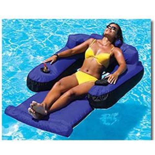 Swimline Ultimate Inflatable Swimming Pool Float Lounger