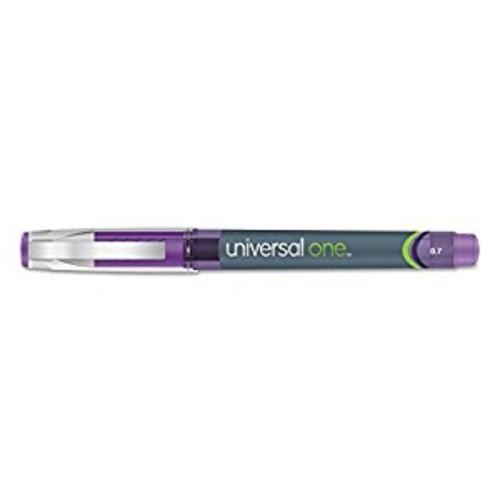 UNV39313 - Universal High Capacity Roller Ball Stick Gel Pen