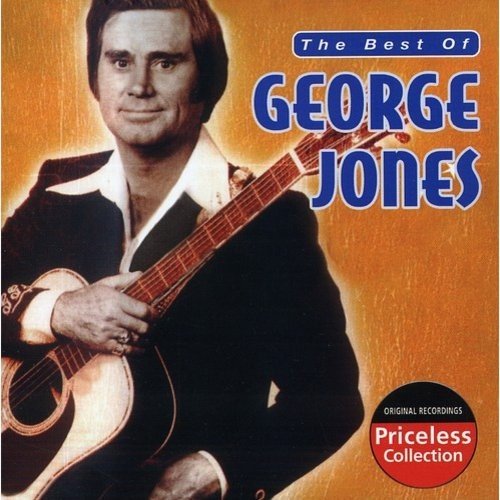 Best of George Jones [Collectables] [CD]