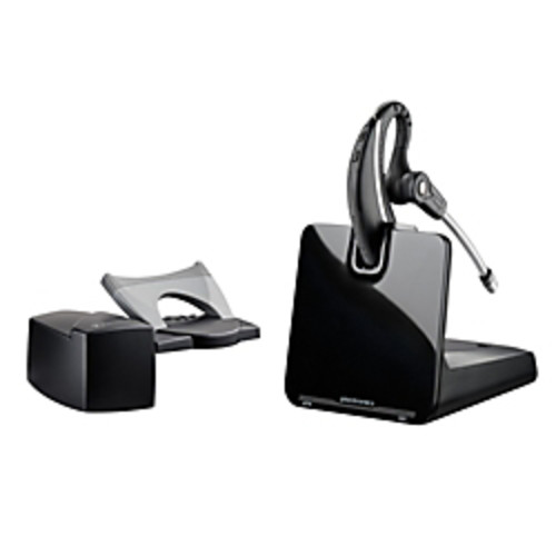 Plantronics CS530 Wireless Headset System With HL10 Lifter