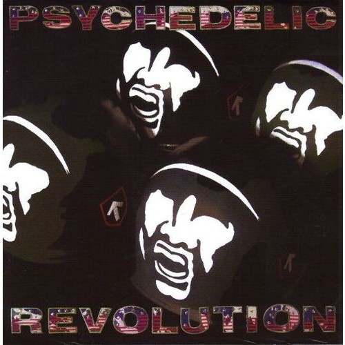Psychedelic Revolution [CD]