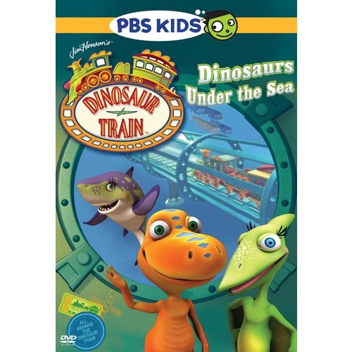 Dinosaur Train: Dinosaurs Under the Sea [DVD]