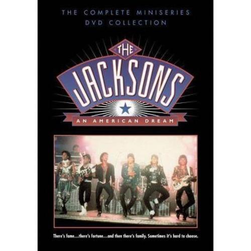 Jacksons:American dream (DVD)