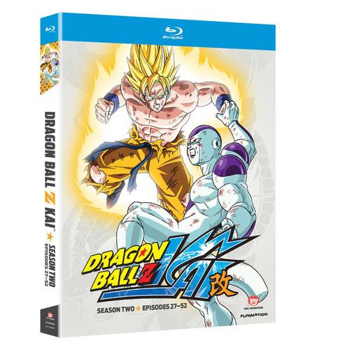 Dragon Ball Z Kai: Season Two (Blu-ray Disc)