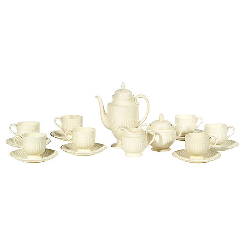 Wedgwood Demitasse Coffee Set, 17-Pcs