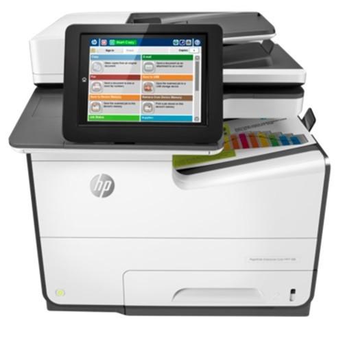 HP Inc. PageWide Enterprise Color MFP 586f (G1W40A#BGJ)
