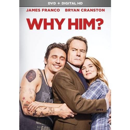 Why Him? [DVD] [2016]