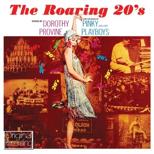 The Roaring 20s: Songs from the Warner Bros. Television Show [CD]