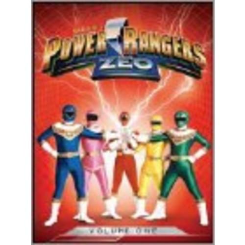 Power Rangers Zeo, Vol. 1 (Widescreen)