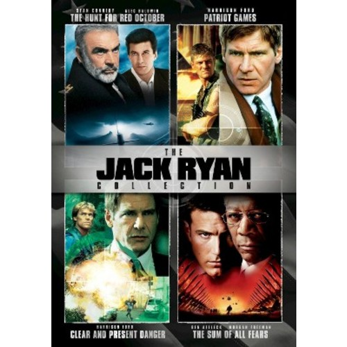 The Jack Ryan Collection (DVD)