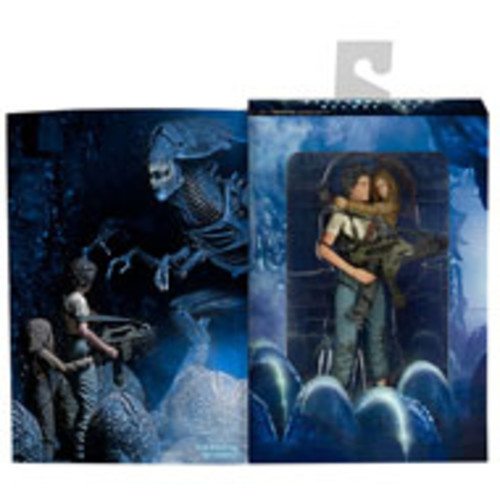 Aliens 30th Anniversary Ripley and Newt 7in