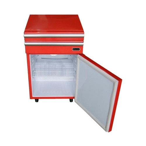 Whynter - 1.8 Cu. Ft. Mini Fridge - Red