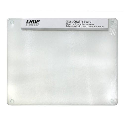 Chop-Chop Glass Cutting Board / Counter Saver 12