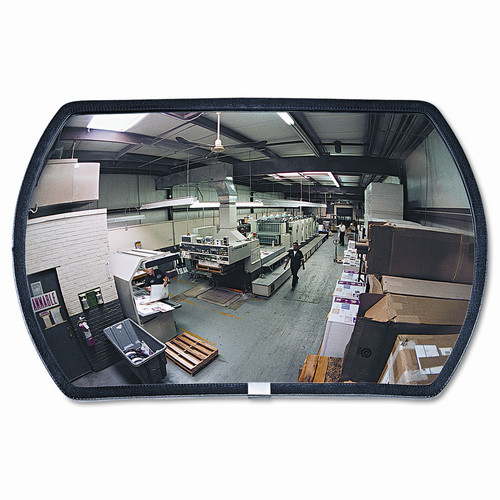 See-All Industries 160 Degree Convex Security Mirror