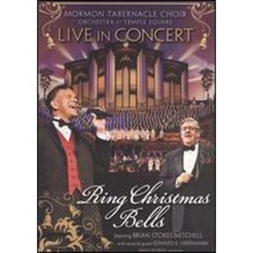 Mormon Tabernacle Choir and Orchestra at Temple Square: Ring Christmas Bells Live In Concert WSE DD5.1/DD2