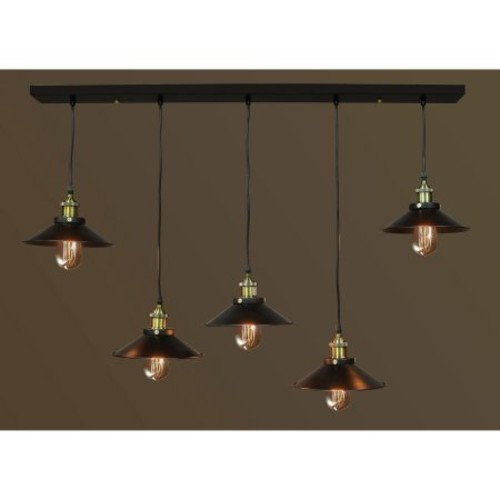 Warehouse of Tiffany Edison Hollie LD4055 Pendant Light