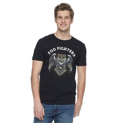 Men's Foo Fighters Owl Tee