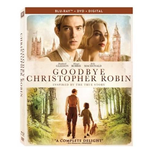 Goodbye Christopher Robin (Blu-ray + DVD + Digital)