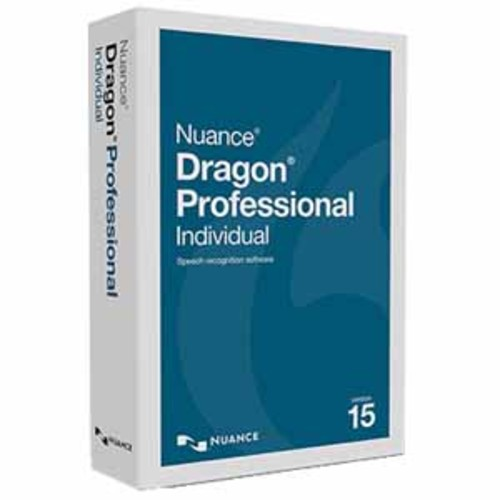 Nuance Dragon Professional Individual, v15