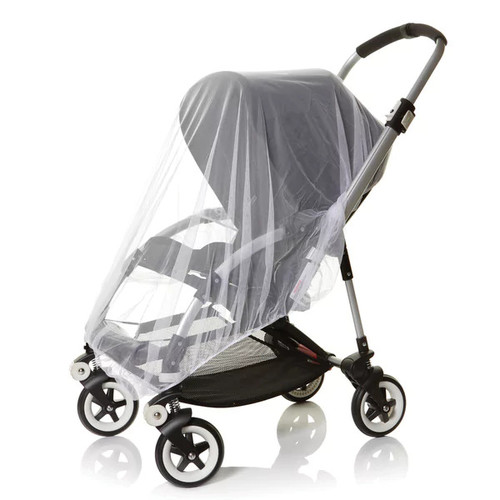 Dreambaby T932 Travel System Insect Netting Value Pack - 2 pc set white