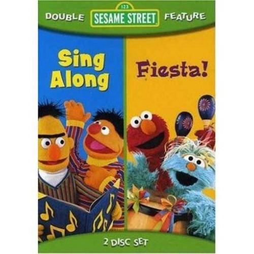 Sesame Street: Fiesta/Sing Along (DVD)