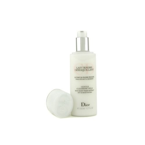 CHRISTIAN DIOR by Christian Dior Gentle Cleansing Milk ( For Dry/ Sensitive Skin ) --/6.7OZ - Cleanser