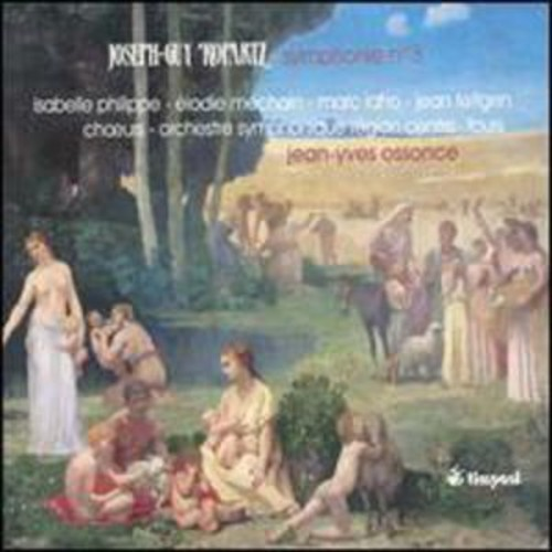 Joseph-Guy Ropartz: Symphonie No. 3 By Jean-Yves Ossonce (Audio CD)