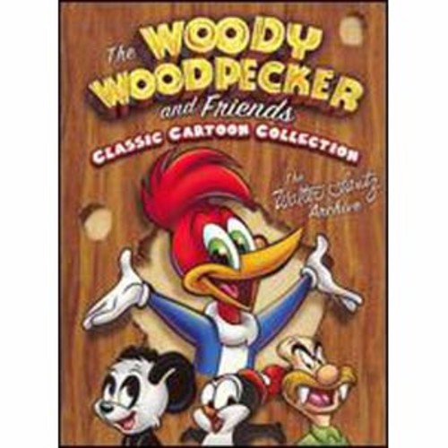 Woody Woodpecker and Friends Classic Cartoon Collection V01