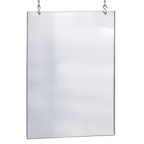Azar Acrylic Hanging Poster Frame, 40