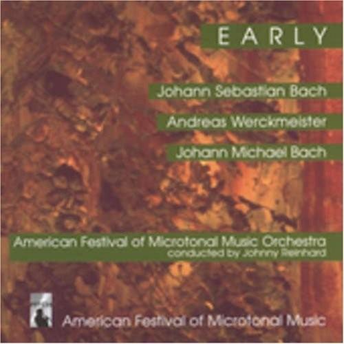 American Festival of Microtonal Music Early