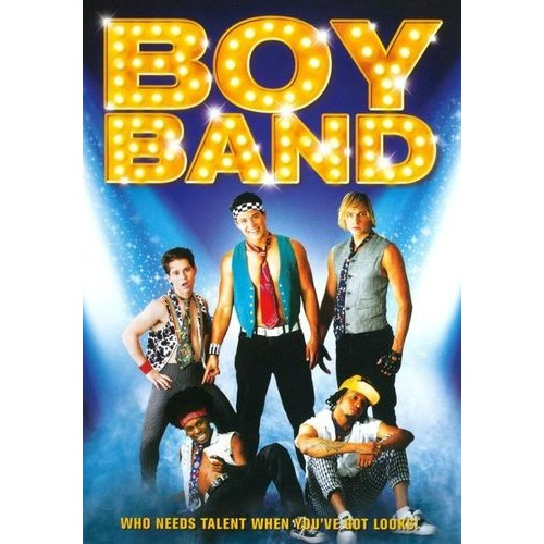 Boy Band [DVD] [2010]