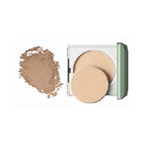 Clinique Stay Matte Sheer Pressed Powder oil free # 4 Stay Honey