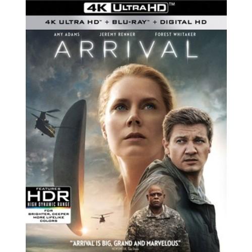 Arrival (4K/UHD + Blu-ray + Digital)
