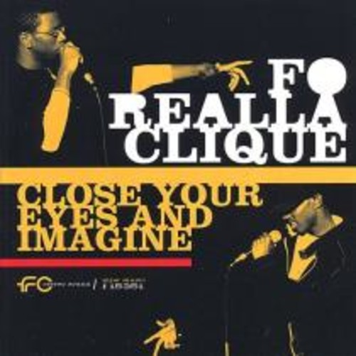 Close Your Eyes and Imagine [CD]