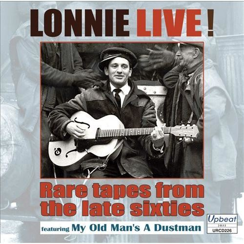 Lonnie Live! Rare Tapes from the Late Sixties [CD]