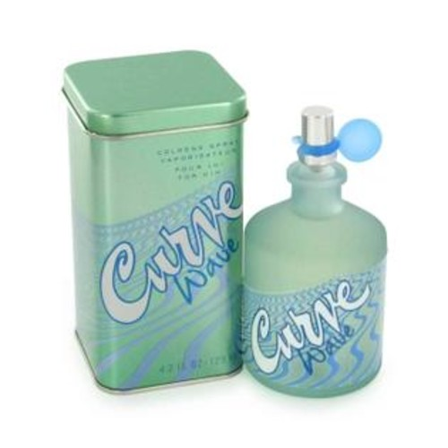 Liz Claiborne Curve Wave Cologne By Liz Claiborne For Men Cologne Spray 4.2 oz