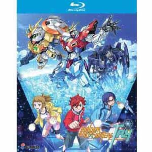 Gundam Build Fighters: Try - Complete Collection [Blu-Ray]
