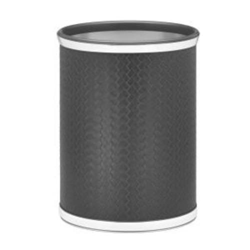 Kraftware San Remo Eclipse 13 Qt. Oval Waste Basket