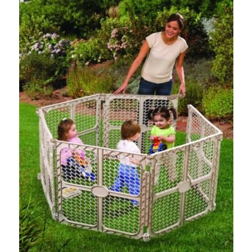Summer Infant Secure Surround Play Safe Playard Gate