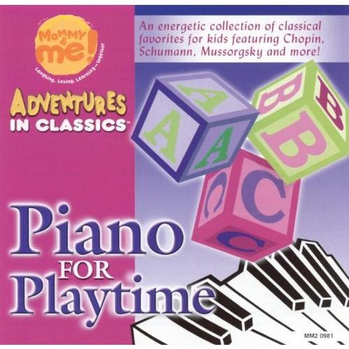 Classical Piano Favorites CD