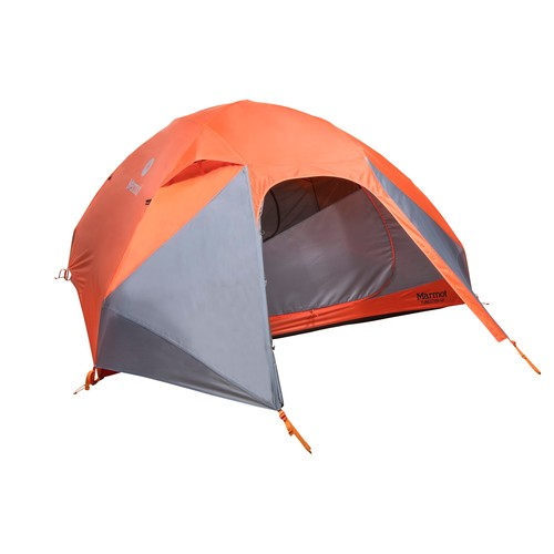 Tungsten 4P Tent with Footprint