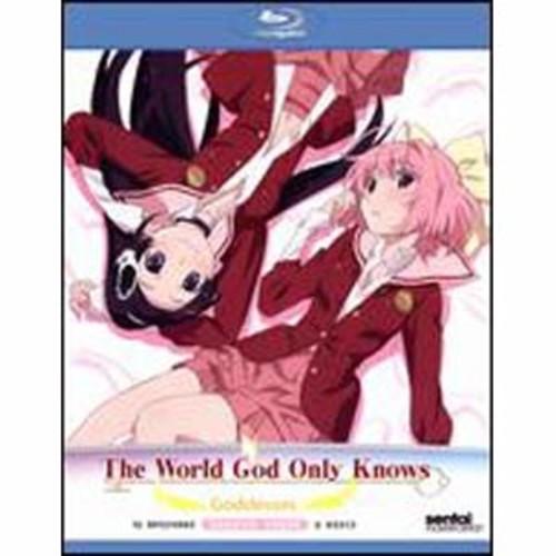 The World God Only Knows: Goddesses - Season Three [Blu-ray]