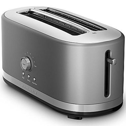 KitchenAid 4-Slice Long Slot Toaster KMT4166 KMT4166OB