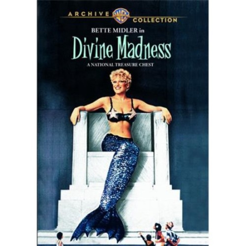 Divine Madness: Bette Midler DVD-5