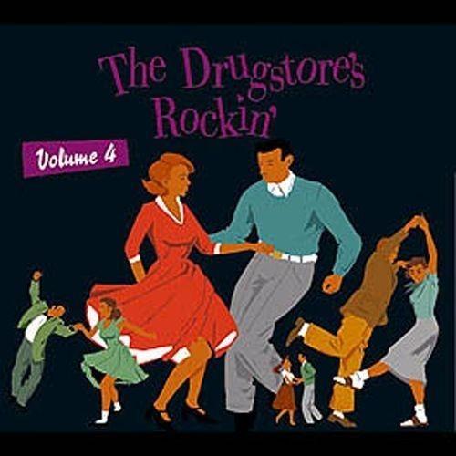 The Drugstore's Rockin', Vol. 4 [CD]